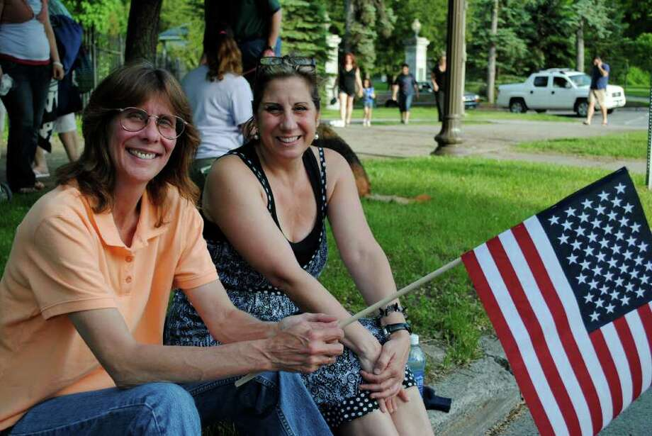 Were you Seen at the 2011 Saratoga Springs Memorial Day Parade? Photo: Taylor Rao