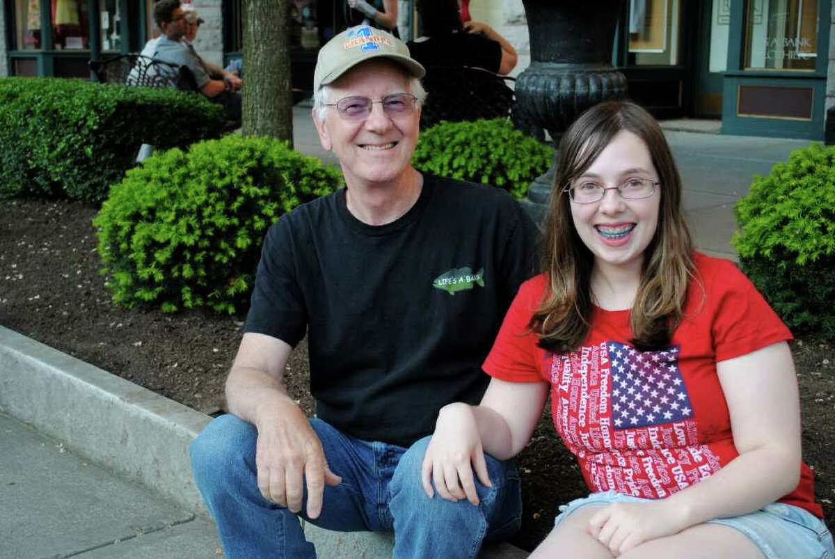 Were you Seen at the 2011 Saratoga Springs Memorial Day Parade?