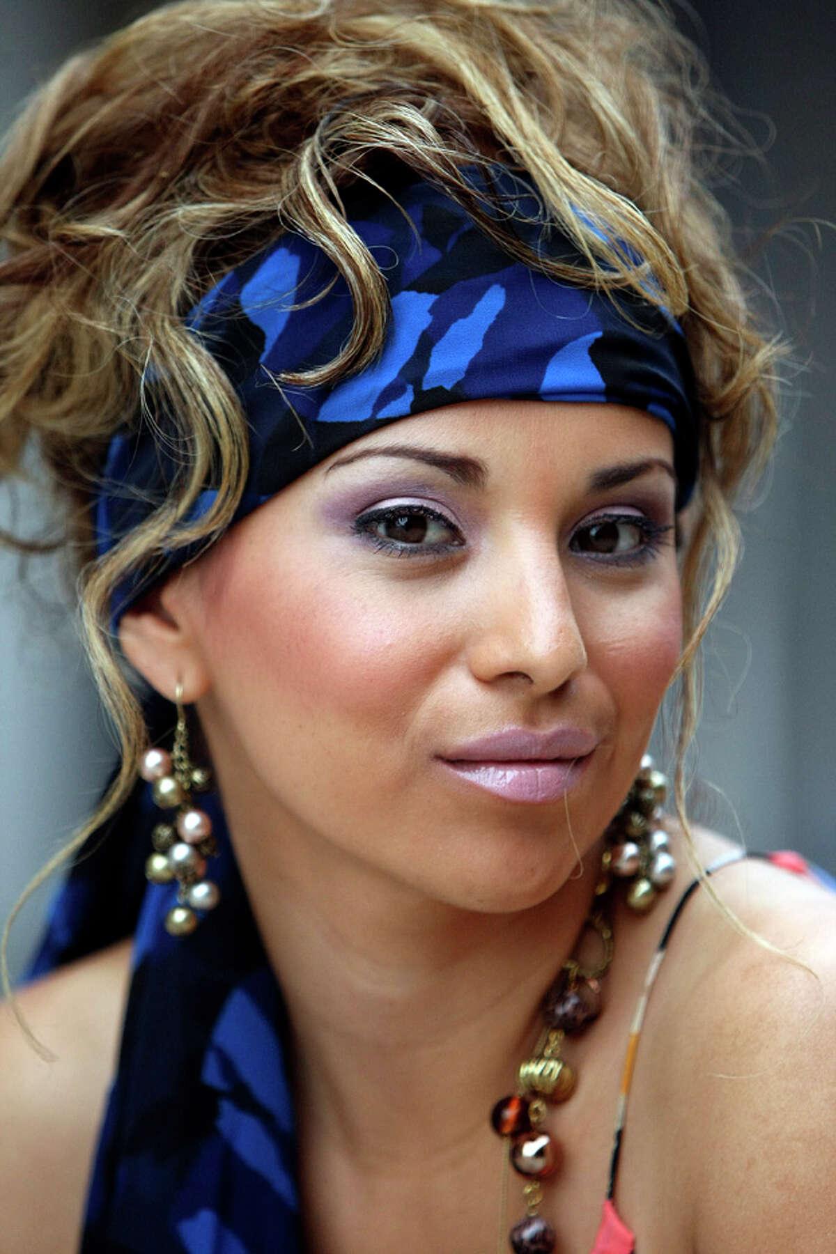Hottest Latina 2011 Contest winner Luzelena Ortiz-Lopez