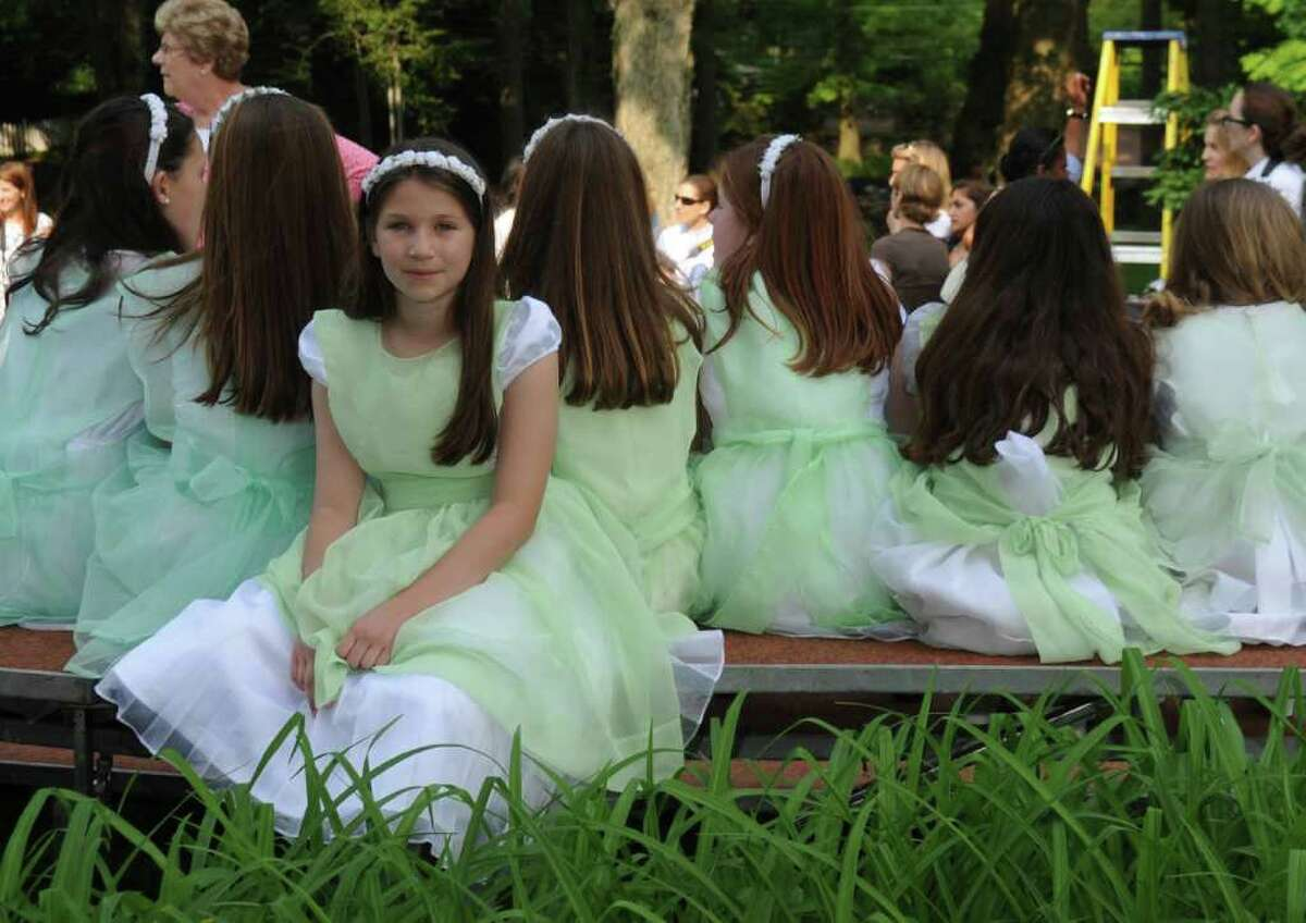 Greenwich Academy's 184th commencement on Thursday, May 26, 2011.