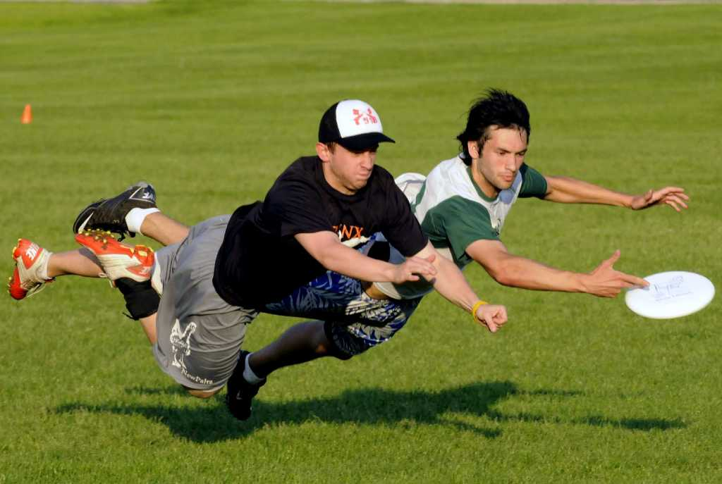 Ultimate Frisbee on the rise - Times Union