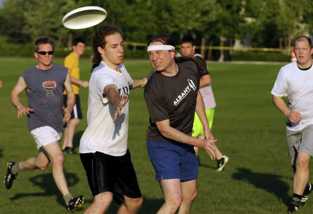Nyc ultimate frisbee pickup