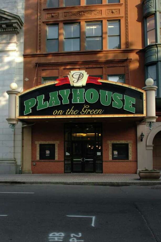 Playhouse on the Green in Bridgeport, Conn. May 24th, 2011. Photo: Ned Gerard / Connecticut Post