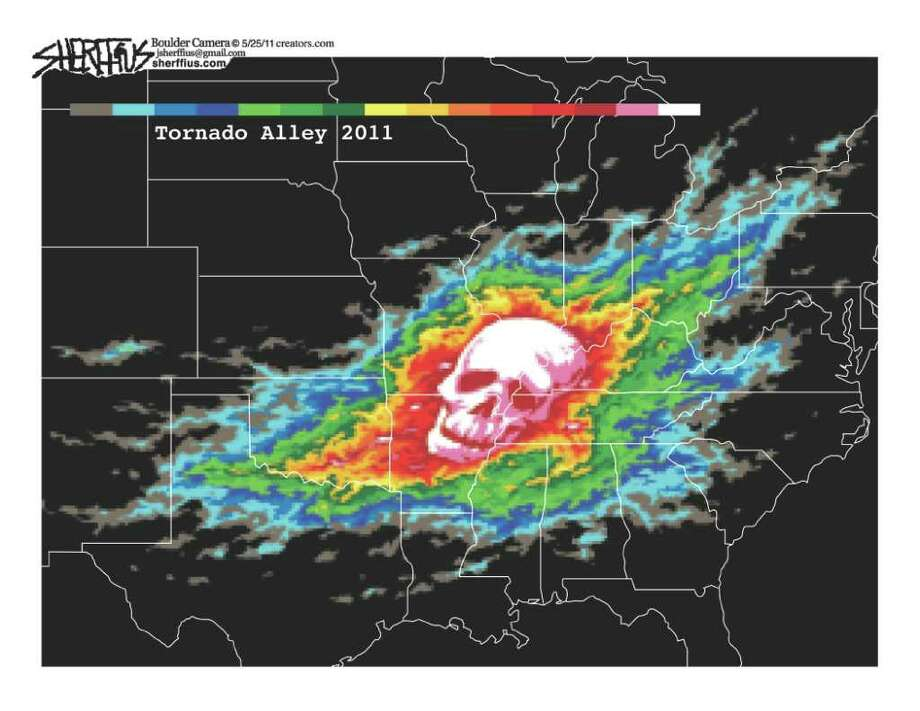Tornado toll