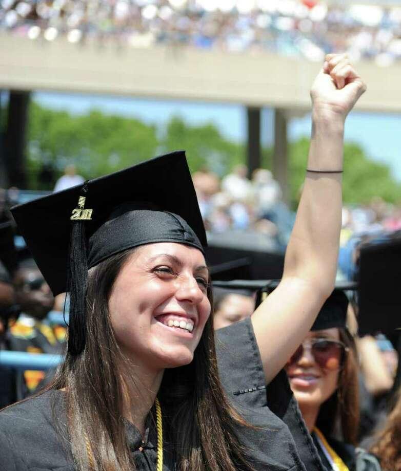 Southern Connecticut State University Graduation