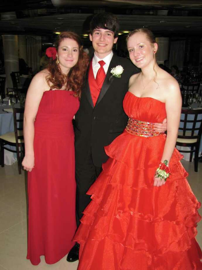 Were you seen at the Danbury High School Prom at the Matrix Corporate Center in Danbury, CT on Friday, May 27, 2011? Photo: Vincent Rodriguez / The News-Times