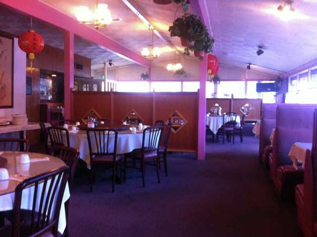 The inside of the old Seven Seas Chinese restaurant at 8914 Lake City Way N.E. Photo: Seattlepi.com