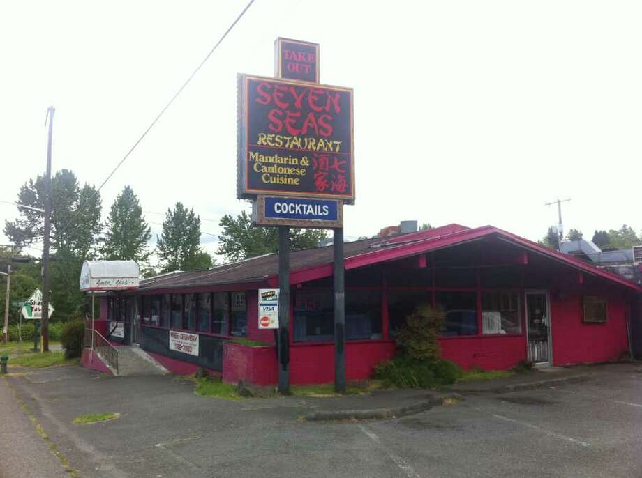 The Seven Seas restaurant at 8914 Lake City Way N.E. Photo: Seattlepi.com