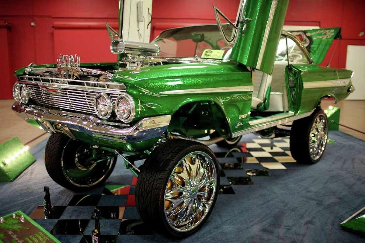 Sabrina Ullom's 1961 Chevy Impala