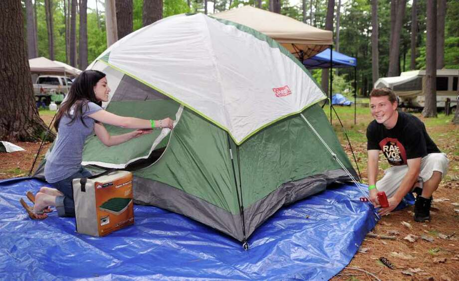 State DEC campgrounds open in Adirondacks, Catskills - Times