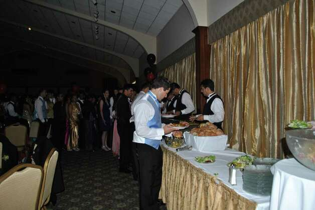 Norwalk Junior High Prom at the Italian Center in Stamford on May 27, 2011. Photo: Lauren Stevens/Hearst Connecticut Media Group