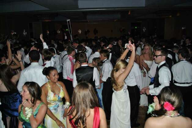 Fairfield Prep Prom took place on May 27, 2011 at the Stamford Marriott. Photo: Lauren Stevens/Hearst Connecticut Media Group