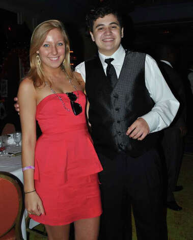 Fairfield Prep Prom took place on May 27, 2011 at the Stamford Marriott. Photo: Lauren Stevens/Hearst Connecticut Media Group / Stamford Advocate