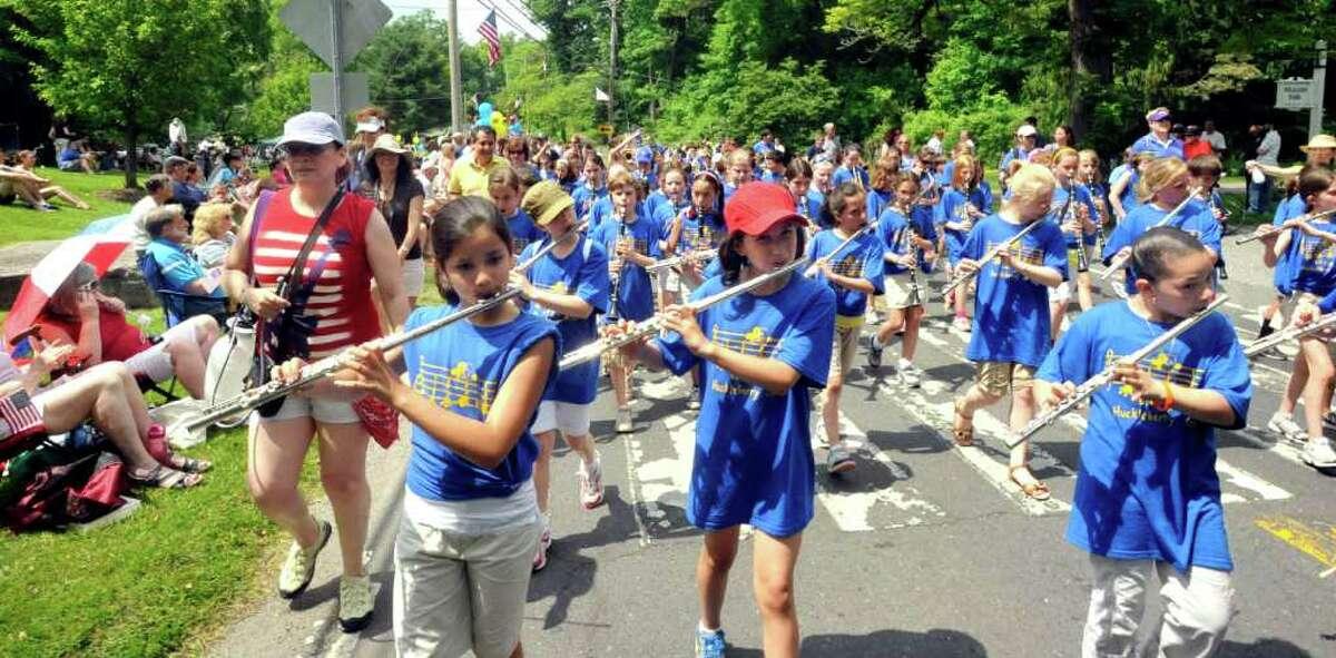 The Brookfield Memorial Day Parade was Sunday, May 29, 2011.