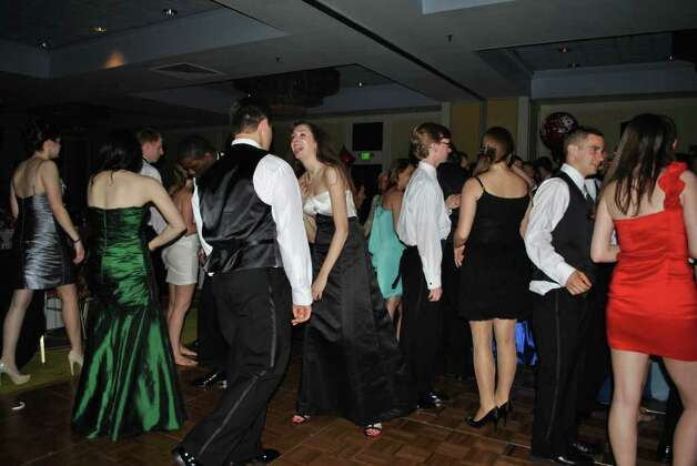 Fairlfield Prep had their prom on May 27, 2011 at the Stamford Marriott. Photo: Lauren Stevens/Hearst Connecticut Media Group