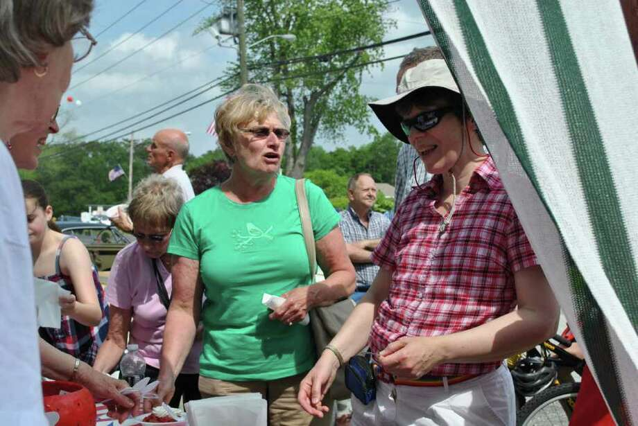 Brookfield Strawberry Festival and Museum Exhibit took place on May 29, 2011 in Brookfield. Photo: Lauren Stevens/Hearst Connecticut Media Group