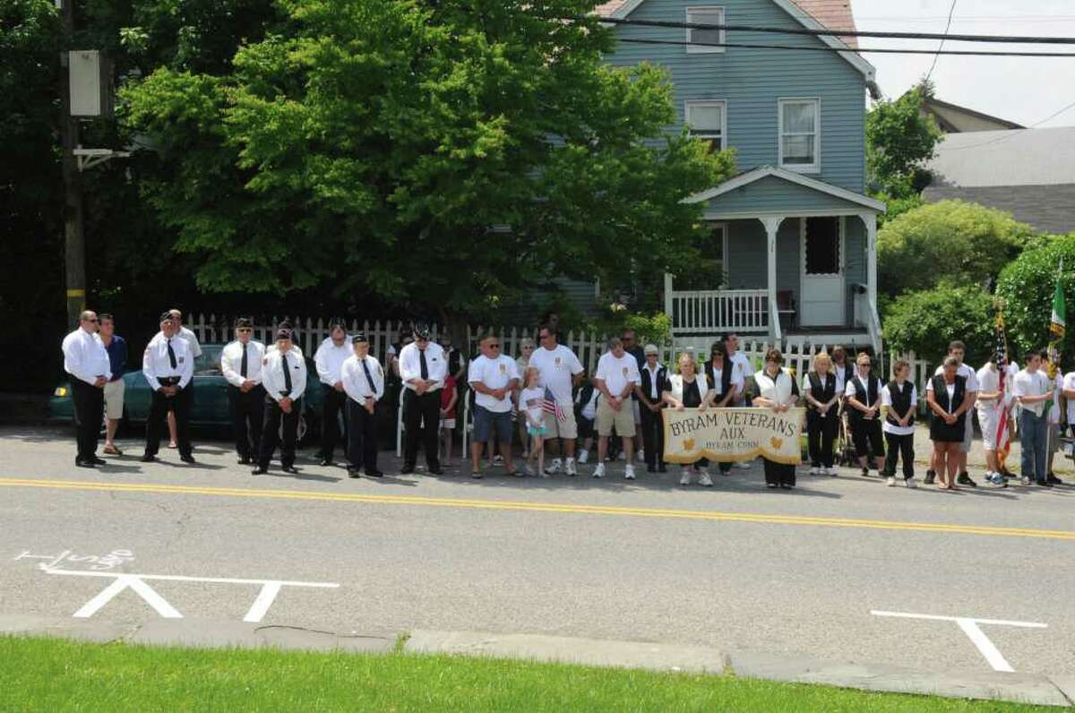 The Byram Veterans Association's annual Memorial Day parade on Sunday, May 29, 2011.