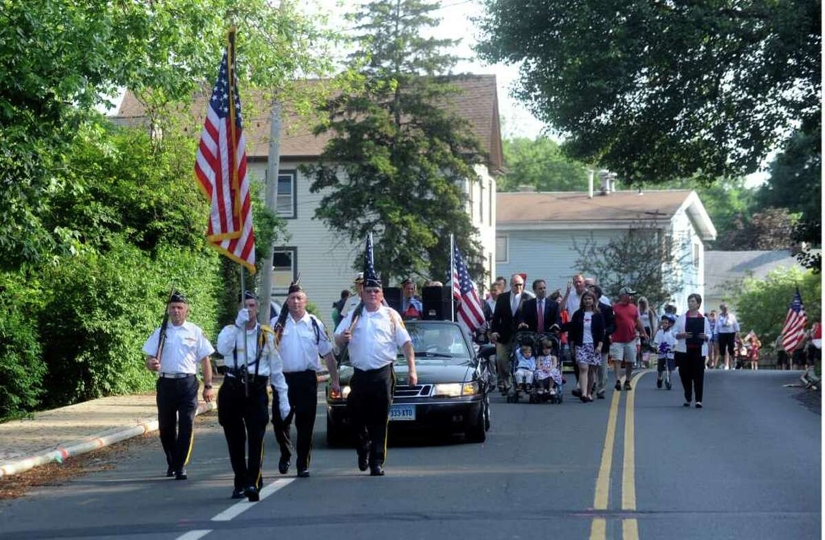 The Glenville Ninth District Veterans Association Memorial Day Parade on Sunday, May 29, 2011.