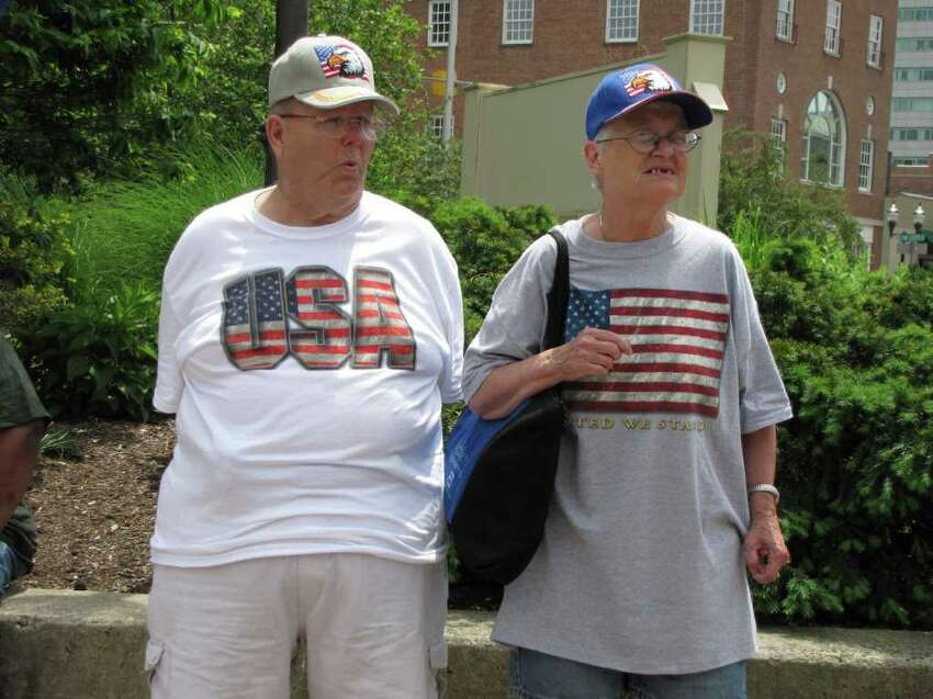 Were you seen at the Stamford Memorial Day Parade in Stamford, CT on Sunday, May 29, 2011?