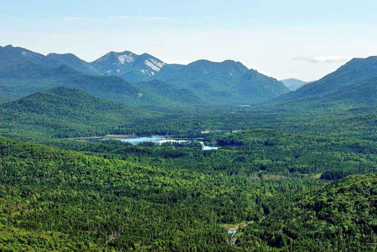 High Peaks of the Adirondacks.
