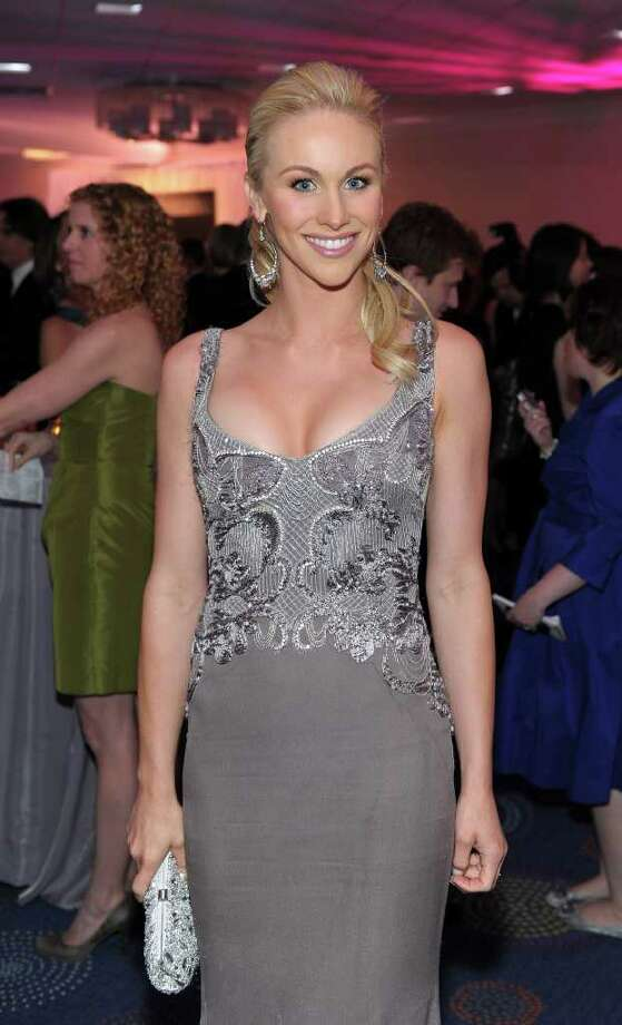 WASHINGTON, DC - APRIL 30:  Candice Crawford attends the TIME/CNN/People/Fortune White House Correspondents' dinner cocktail party at the Washington Hilton on April 30, 2011 in Washington, DC.  (Photo by Michael Loccisano/Getty Images for TIME) *** Local Caption *** Candice Crawford;