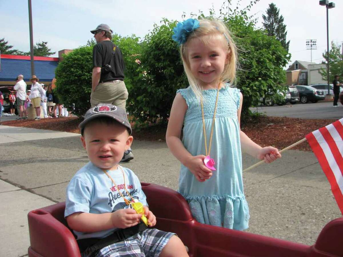 Were you Seen at the Memorial Day parade in Albany?