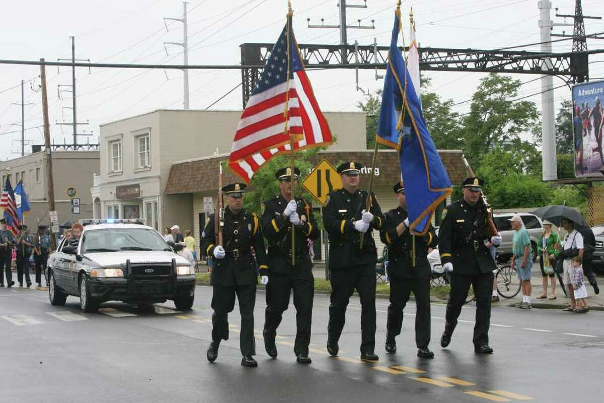Fairfield holds its Memorial Day Parade on Monday, May 30, 2011.