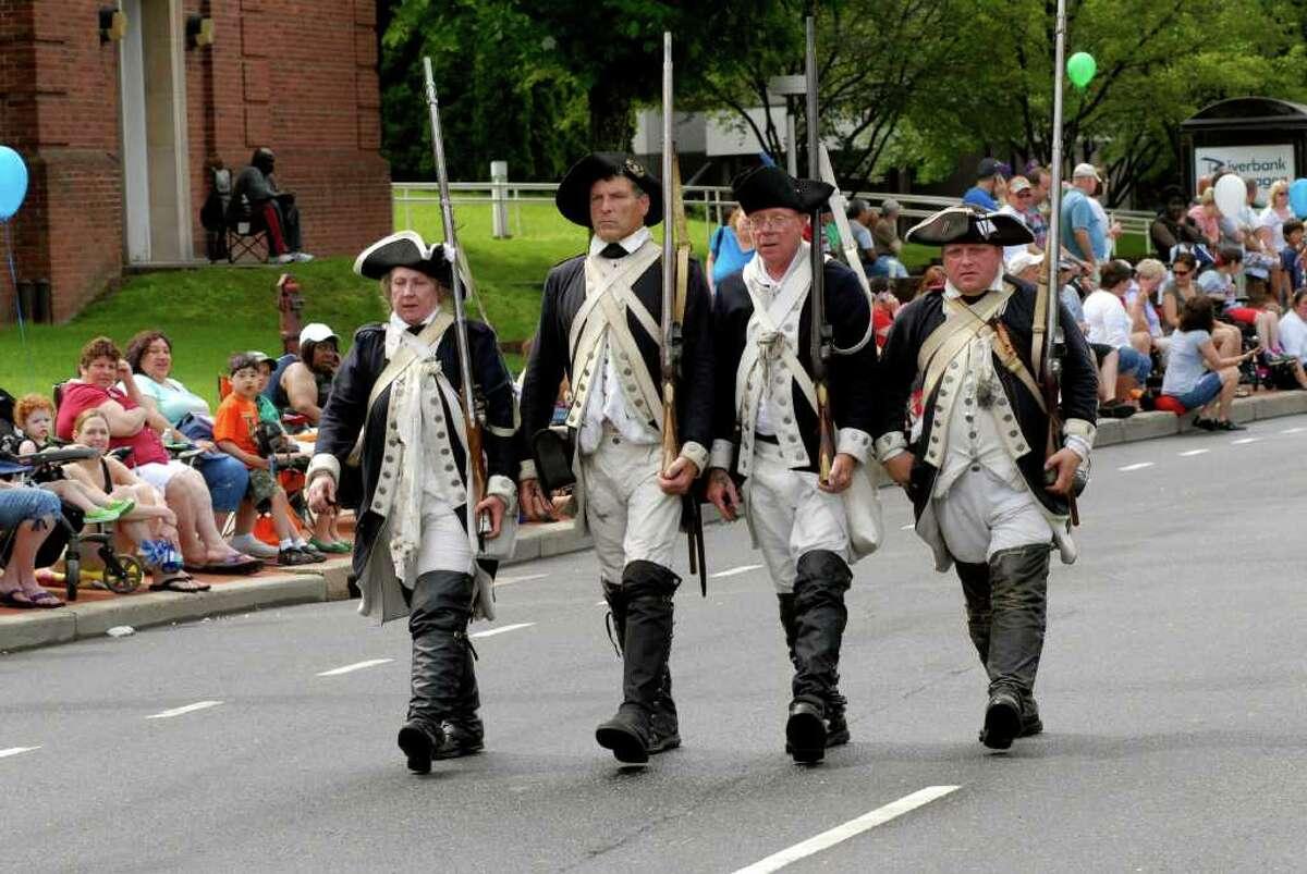 Norwalk, Conn. Memorial Day Parade on Monday May 30, 2011.