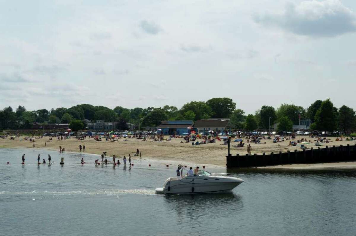 Summer kicks off with Memorial Day at West Beach in Stamford, Conn., May 30, 2011.