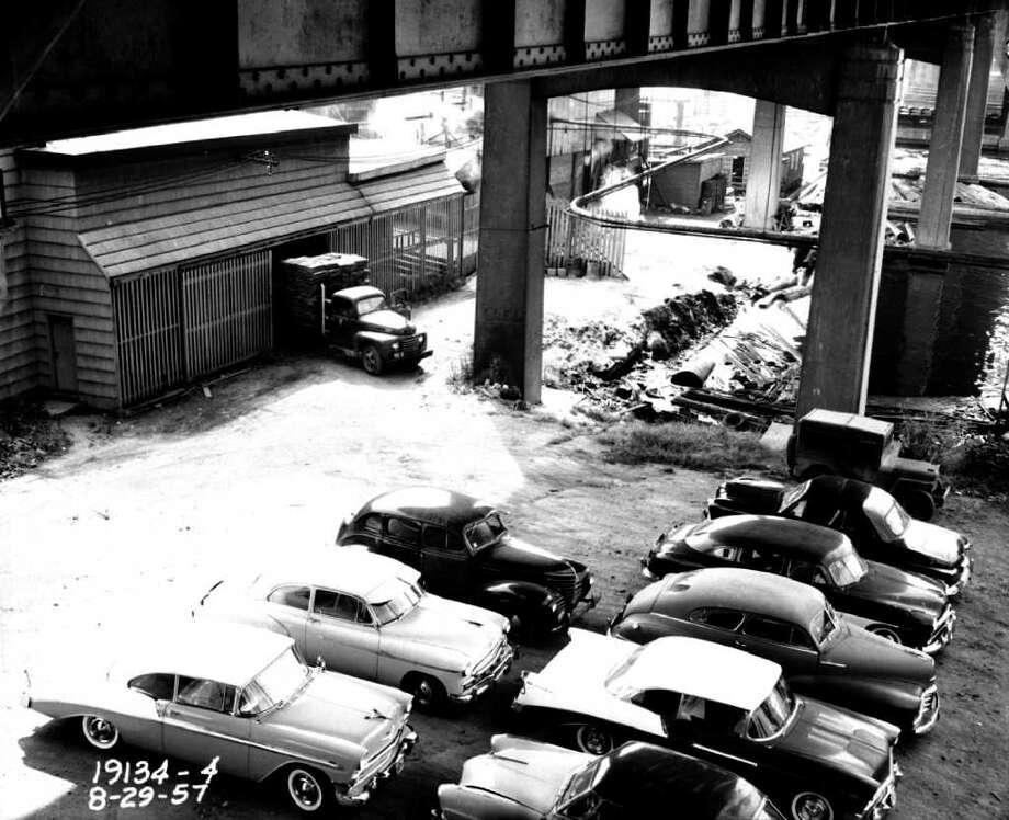 Aug. 27, 1957. Photo: Seattle Municipal Archives