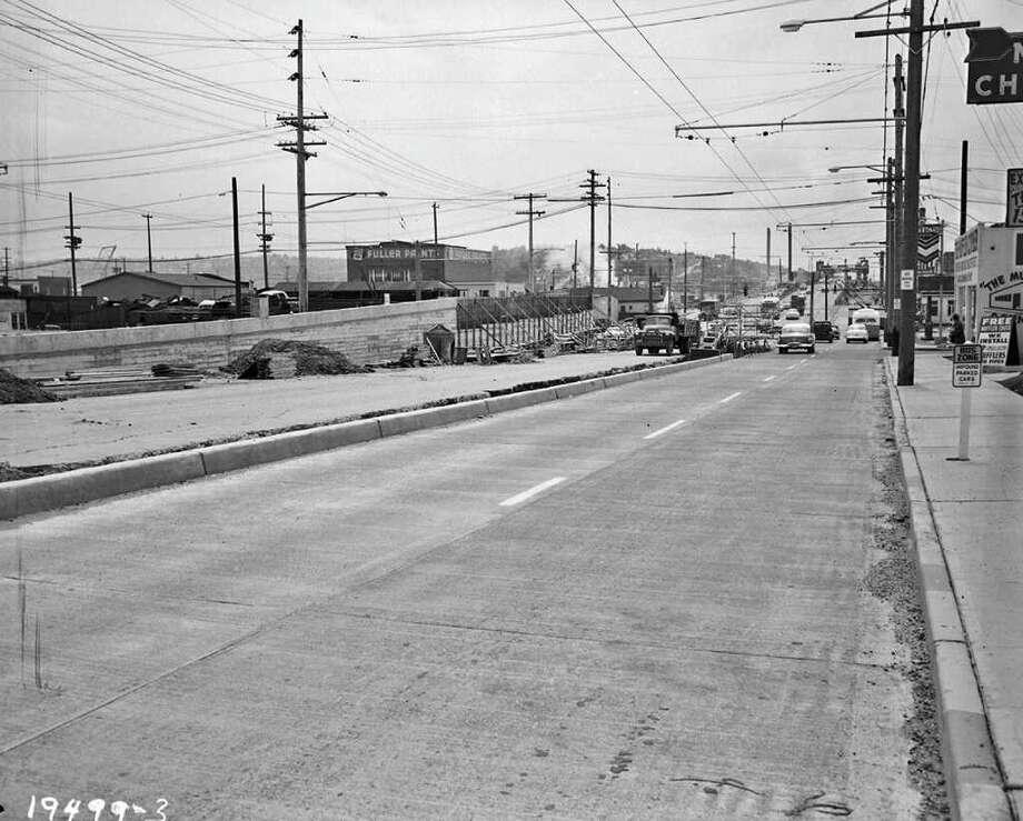 June 25, 1958. Photo: Seattle Municipal Archives