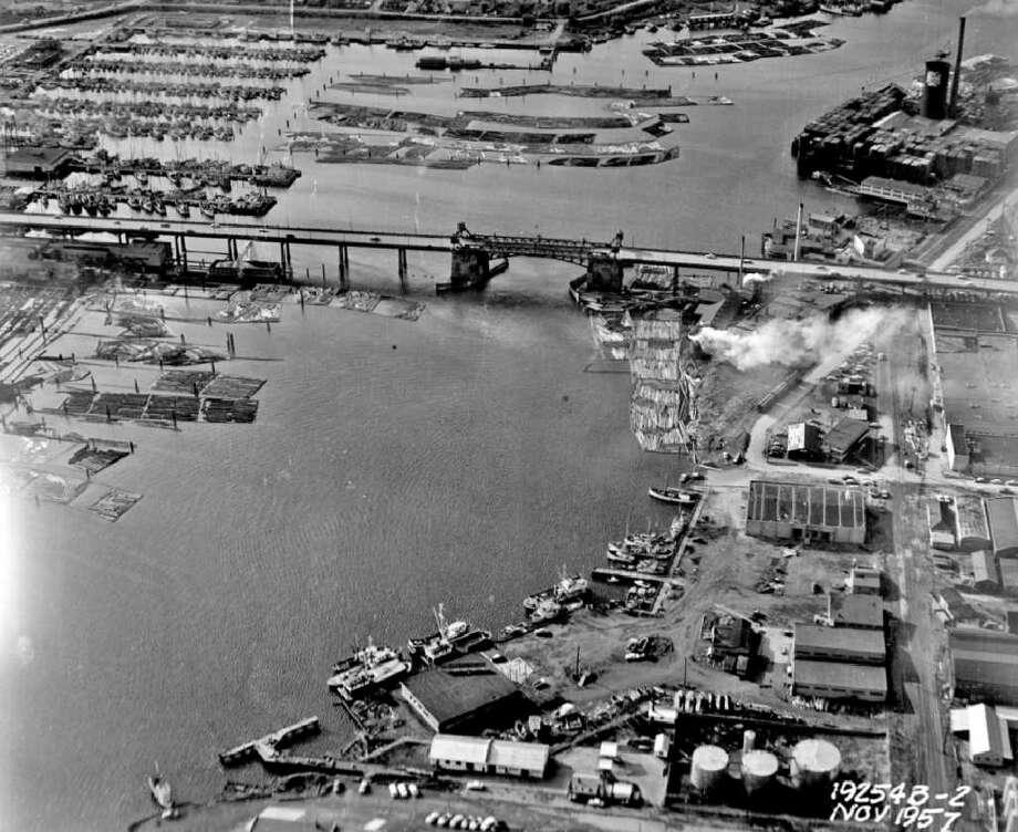 Nov. 1957. Photo: Seattle Municipal Archives
