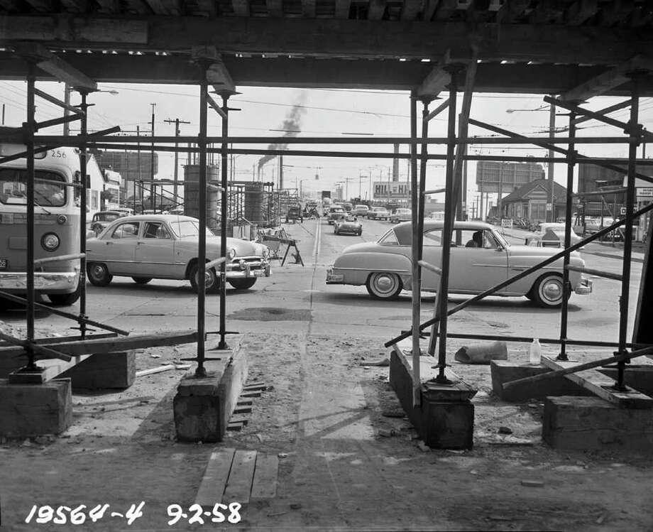 Sept. 2, 1958. Photo: Seattle Municipal Archives