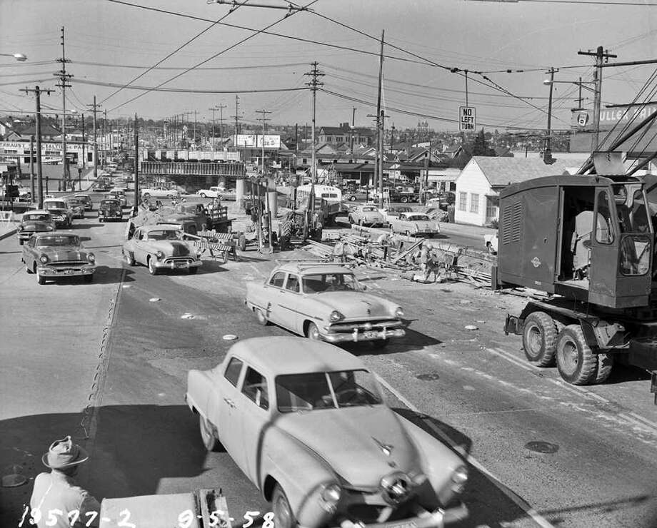 Sept. 5, 1958. Photo: Seattle Municipal Archives