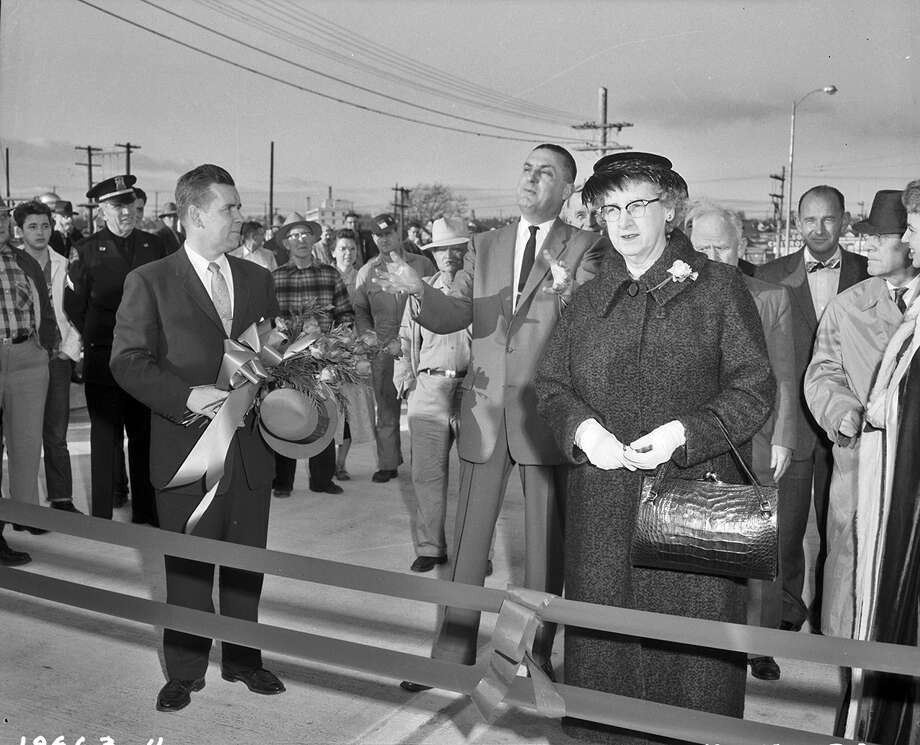 Dec. 12, 1958. Photo: GRANT HINDSLEY (CURATED), SEATTLEPI.COM / Other