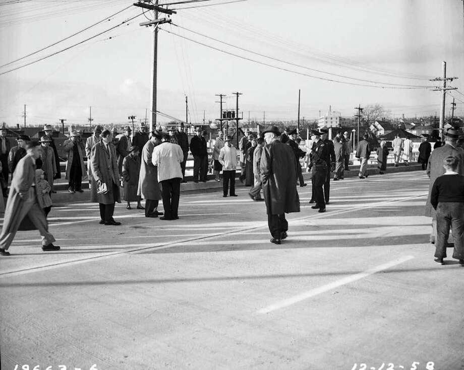 Dec. 12, 1958. Photo: Seattle Municipal Archives