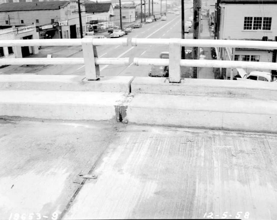 Dec. 5, 1958. Photo: Seattle Municipal Archives