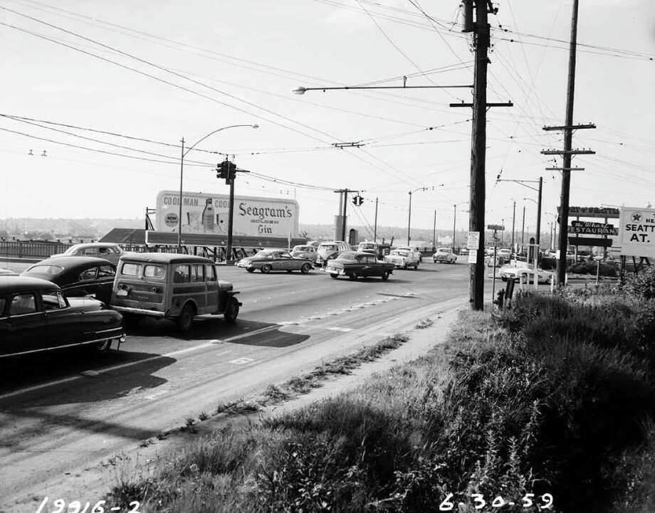 June 30, 1959. Photo: Seattle Municipal Archives