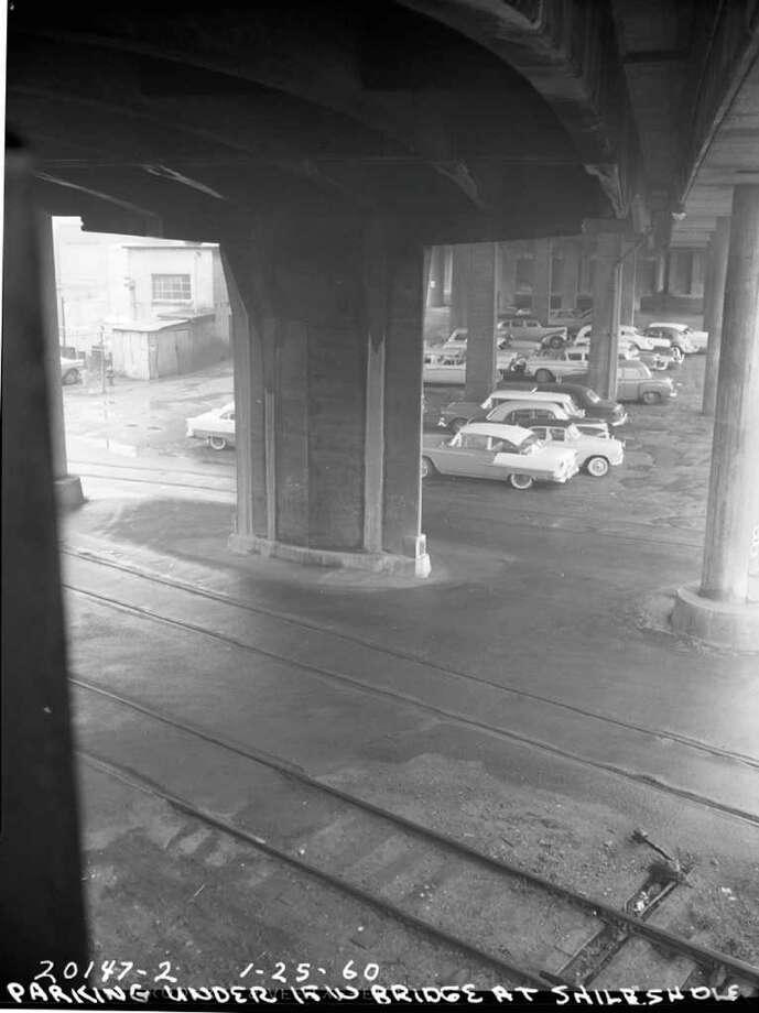 Jan. 25, 1960 Photo: Seattle Municipal Archives