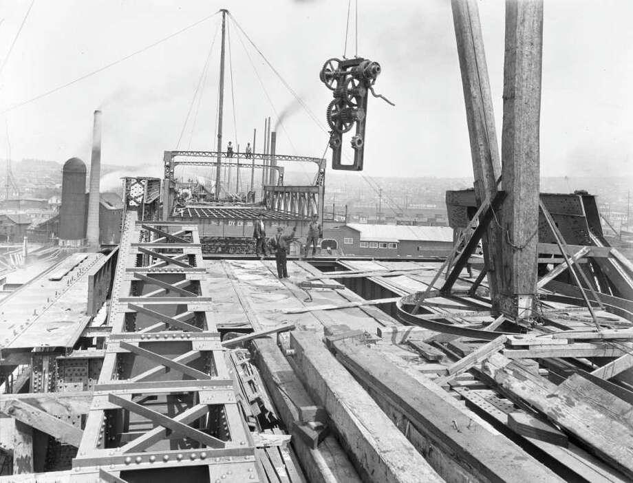 June 1917. Photo: Seattle Municipal Archives