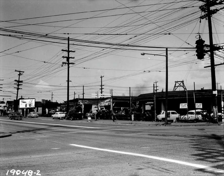 May 10, 1957. Photo: Seattle Municipal Archives