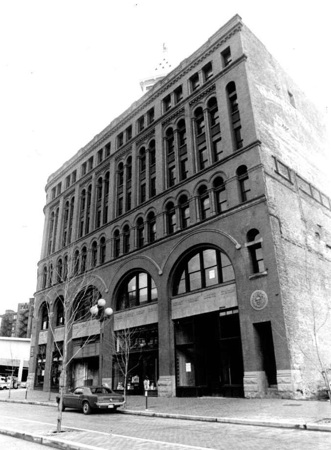 Pioneer Square, Feb. 23, 1978. Photo: Seattlepi.com File / seattlepi.com