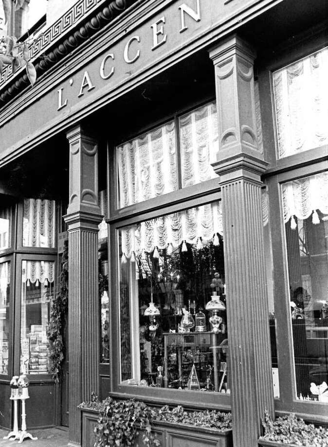 A Pioneer Square antique shop, June 25, 1978. Photo: Seattlepi.com File / seattlepi.com