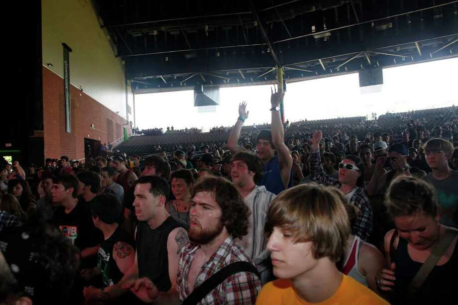Seen Gallery - Sunday May 29th B.O.M.B. Fest Comcast Theatre Photo: Adriana Sanchez / Stamford Advocate Freelance