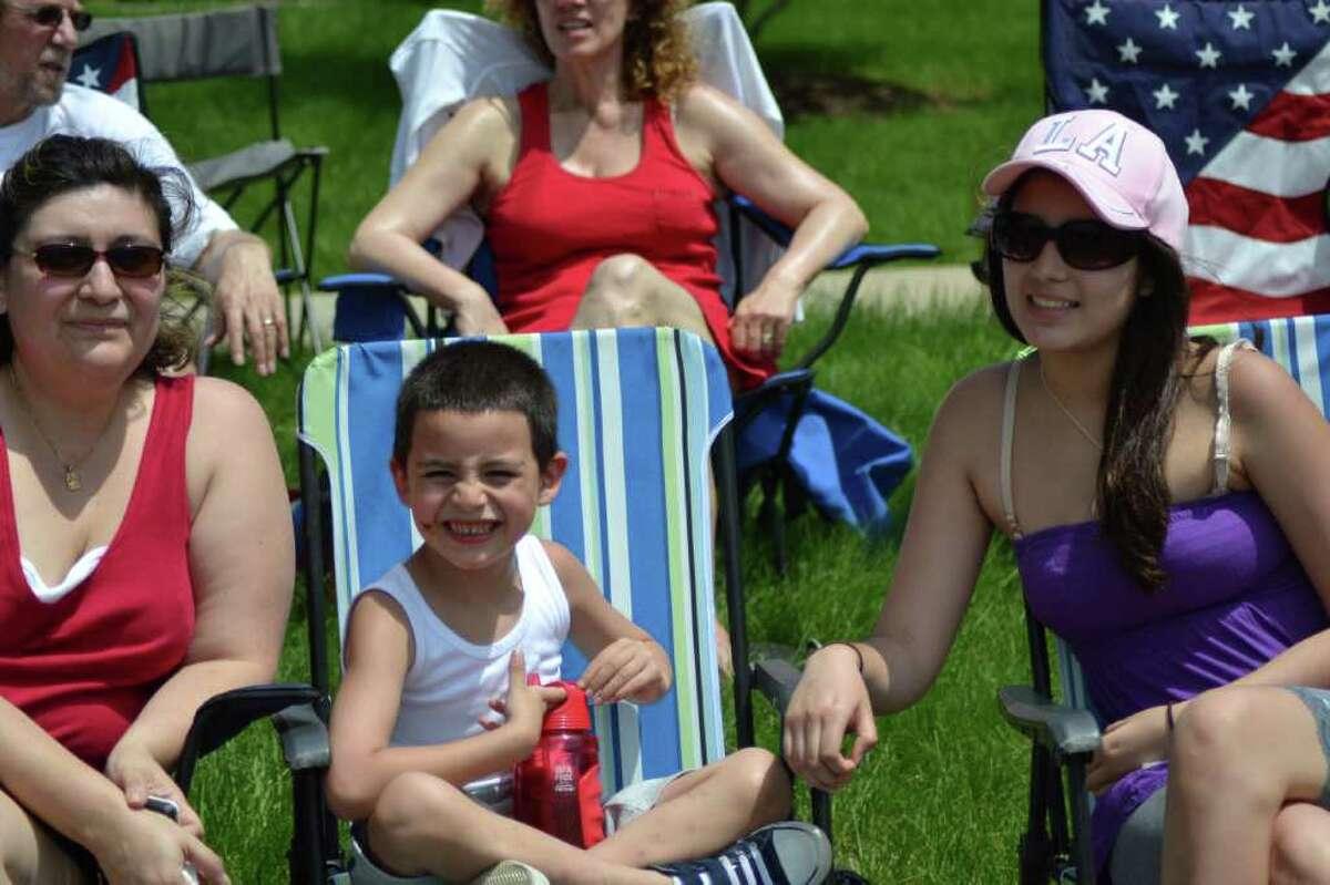 Trumbull Memorial Day Parade in Trumbull, CT, 5/30/2011