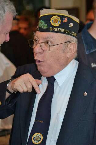American Legion to Honor Our Fallen War Heroes in Greenwich, CT, 5/30/2011 Photo: Sean Meenaghan / Hearst Connecticut Media Group