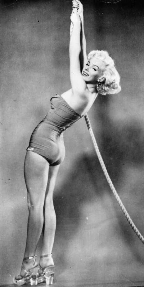 Norma Jean Mortenson was born 85 years ago, on June 1, 1926. Raised as Norma Jean Baker, she became known as Marilyn Monroe, a model and actress and the most-famous sex goddess of all time. Here's a publicity shot, circa 1948. Another iconic American actor was born the same day. There's a picture of him at the end of this gallery. Photo: Hulton Archive, Getty Images / Hulton Archive