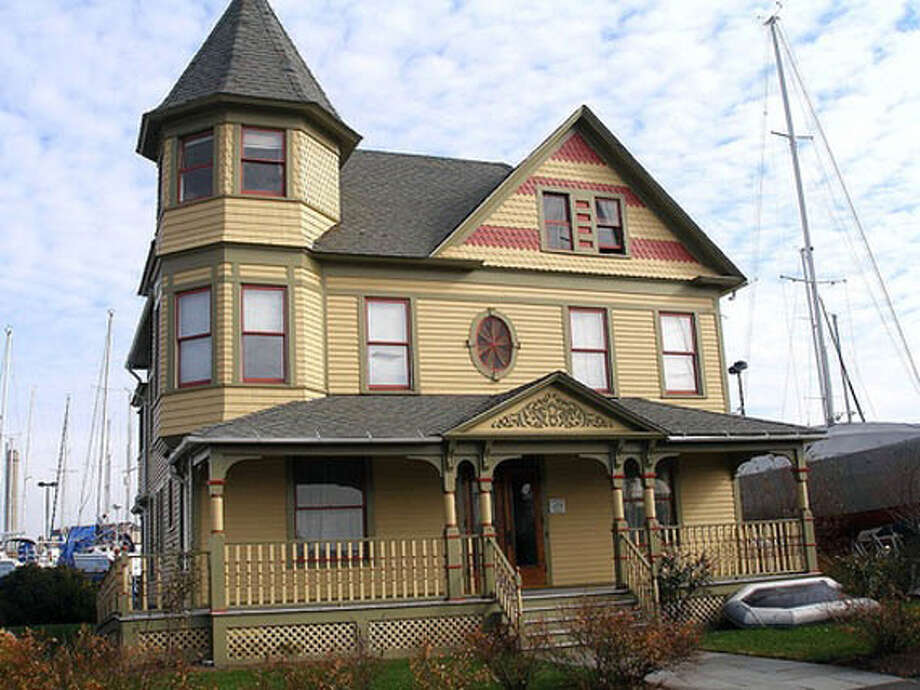 Black Rock Day will be celebrated with several activities, including a parade, on Sunday, June 12. One of the most famous landmarks in Bridgeport's historic Black Rock section is the Dundon House at Captain's Cove Seaport. Photo: Contributed Photo / Connecticut Post Contributed