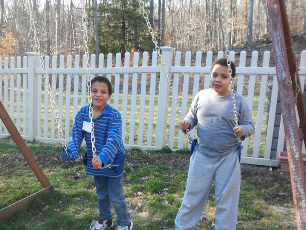 new fairfield family has chance to win backyard makeover newstimes