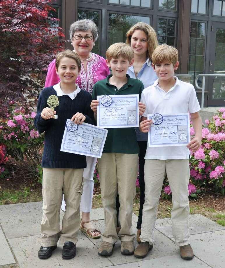 GFA students win math awards - Westport News